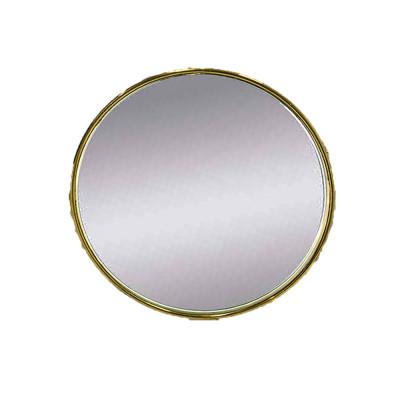 Spiegel Voltera D60 | Poliertes Gold