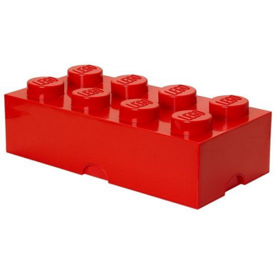 Aufbewahrungsstein 8 X- Großes Rot