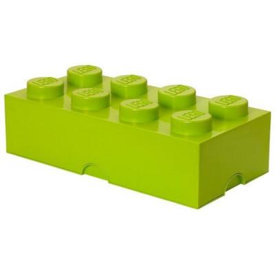 Aufbewahrungsstein 8 X- Groß hellgrün