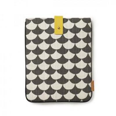 iPad Tasche | Waves Schwarz