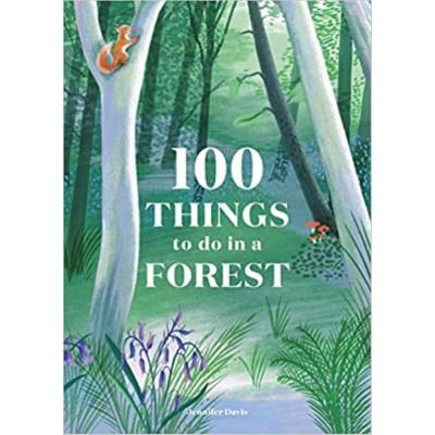 100 Aktivitäten im Wald
