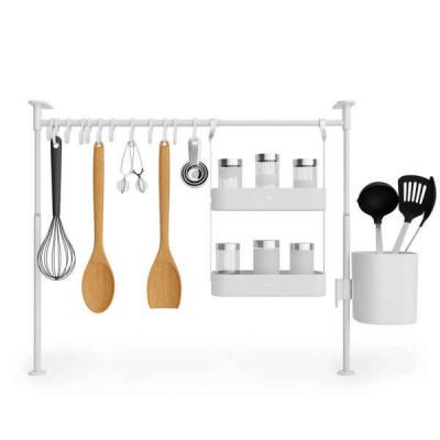 Küchenregal Anywhere Tension 39 cm | Weiß