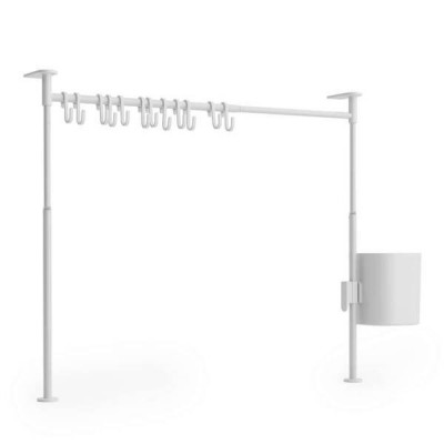 Küchenregal Anywhere Tension 76 cm | Weiß