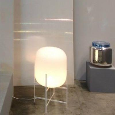 Oda Lampe | Weiß/Weiß