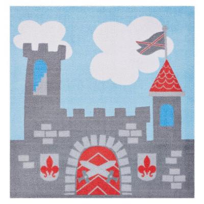 Square Carpet   Castle