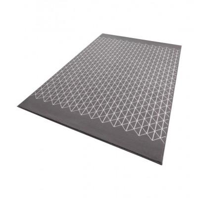 Rug | Grey & Cream Pattern
