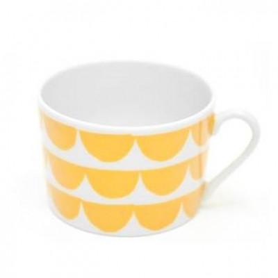 Just My Cup of Tea - Tu Es La Vague   Gelb