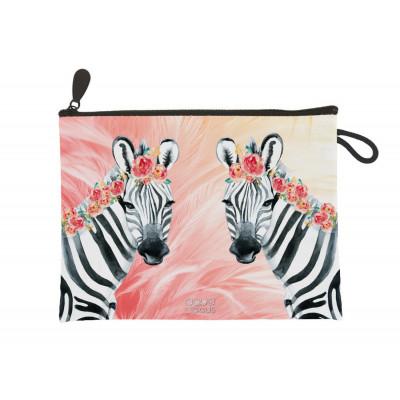 Kupplung Zebra Boho