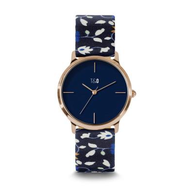 Frauen-Uhr Nectar 34   Blau
