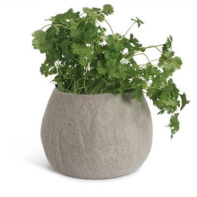 Flowerpot | Grey