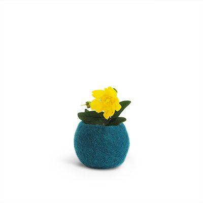 Flowerpot | Petrol