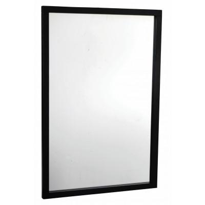 Spiegel Confetti   Eiche schwarz gebeizt