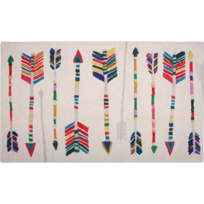 Wool Rug | Arrow