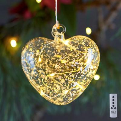 Romantic Heart Ø 10 cm