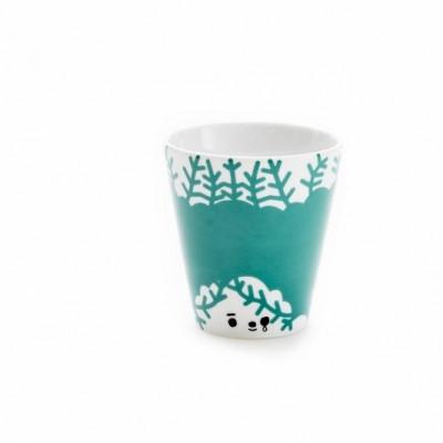 Kaffee, Tee, ich? Oh What A Friendly Face   Grün