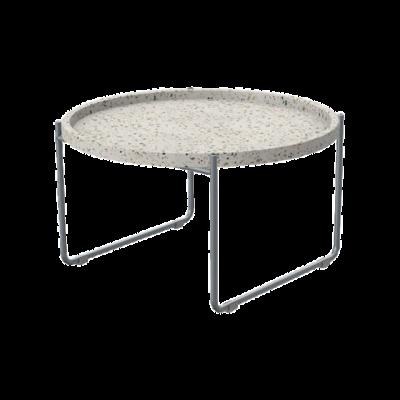 Couchtisch Terrazzo | Grau