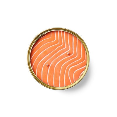 Parfümierte Kerze Orange Salmon CandleCan