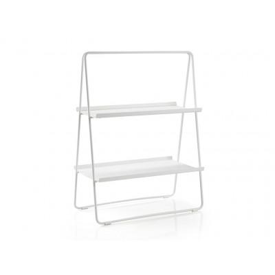 Tischregal 75 cm | Weiß