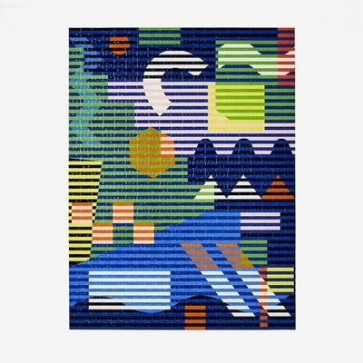 Puzzle Pattern 500 Teile | Lenticular