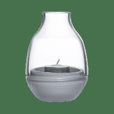 Eden Candle Holder | Grey