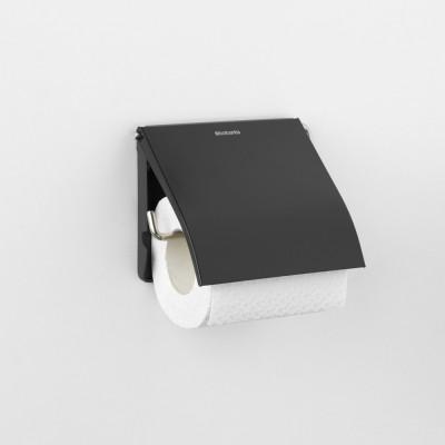 Toilettenpapierhalter ReNew | Schwarz