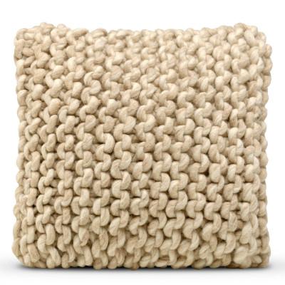 Kissenbezug 50 x 50 cm Wol | Beige