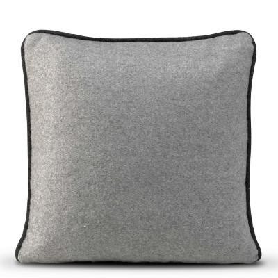 Kissenbezug 50 x 50 cm Kederfilz | Grau