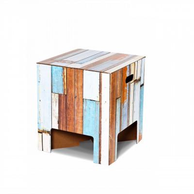 Niederländischer Design-Stuhl | Etwas Blaues