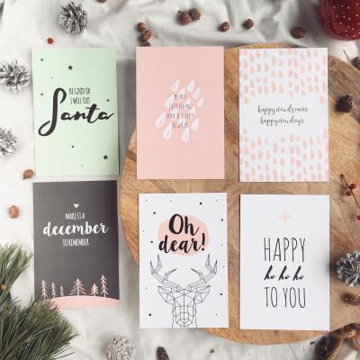 Christmas Cards | Set of 6