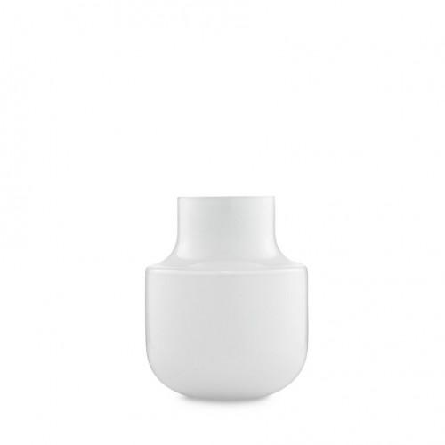 Vase Still 19 cm | Weiß