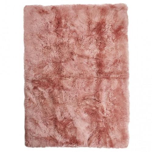 Teppich New Zealand 250 x 350 cm | Rosa