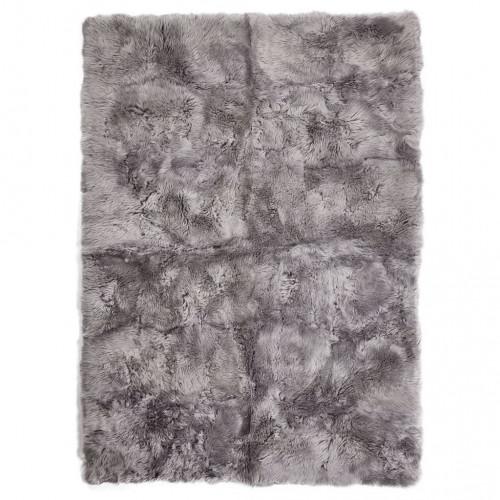 Teppich New Zealand 250 x 350 cm | Dunkelgrau