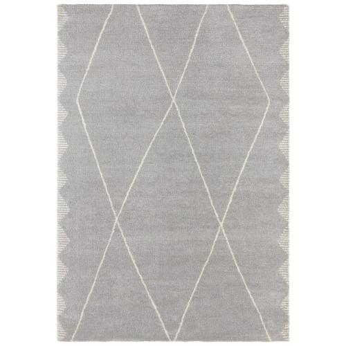 Teppich Beaune   Silber Grau Creme