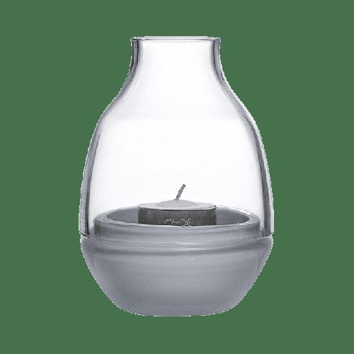 Eden Candle Holder   Grey