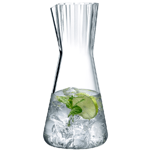 Lady Water Carafe | Clear