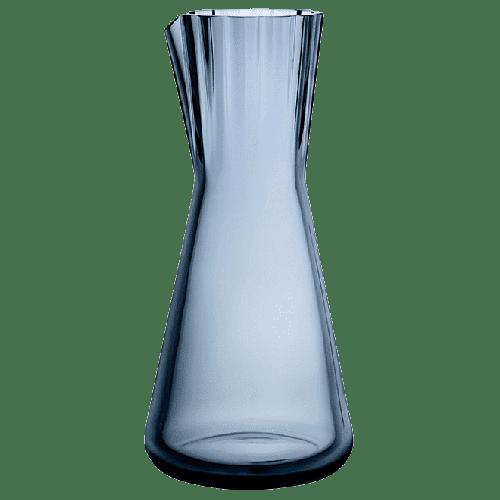 Lady Water Carafe | Steel Blue