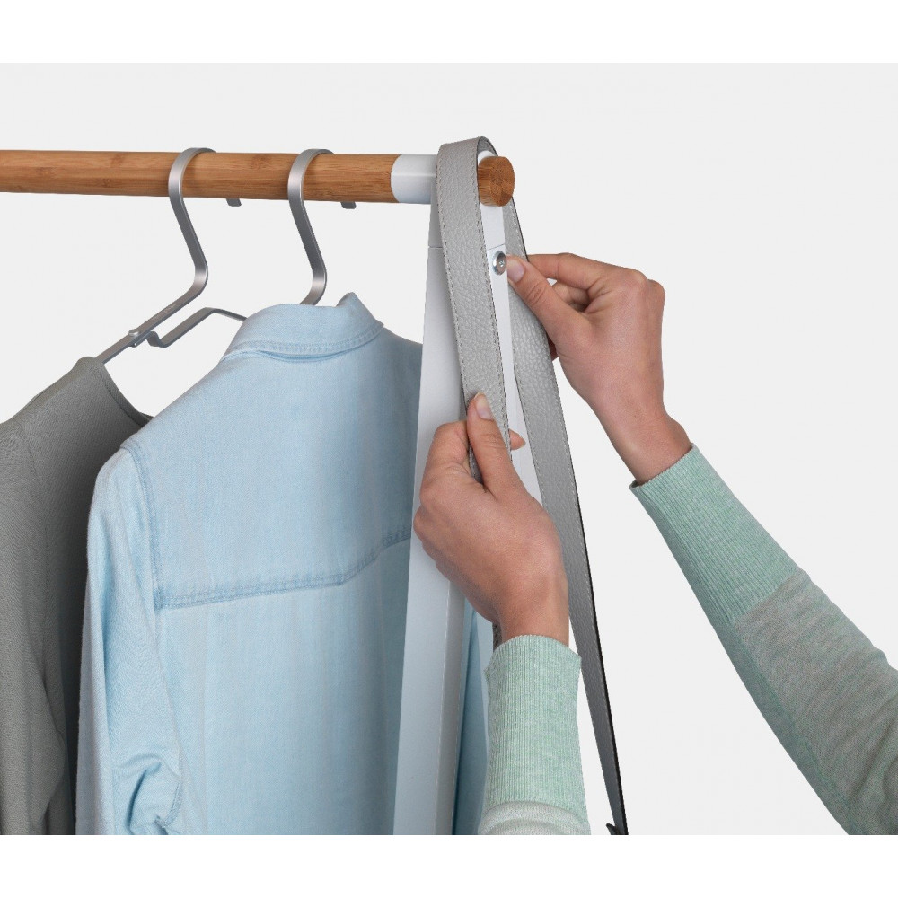 Clothing / Drying Rack Linn Small | White