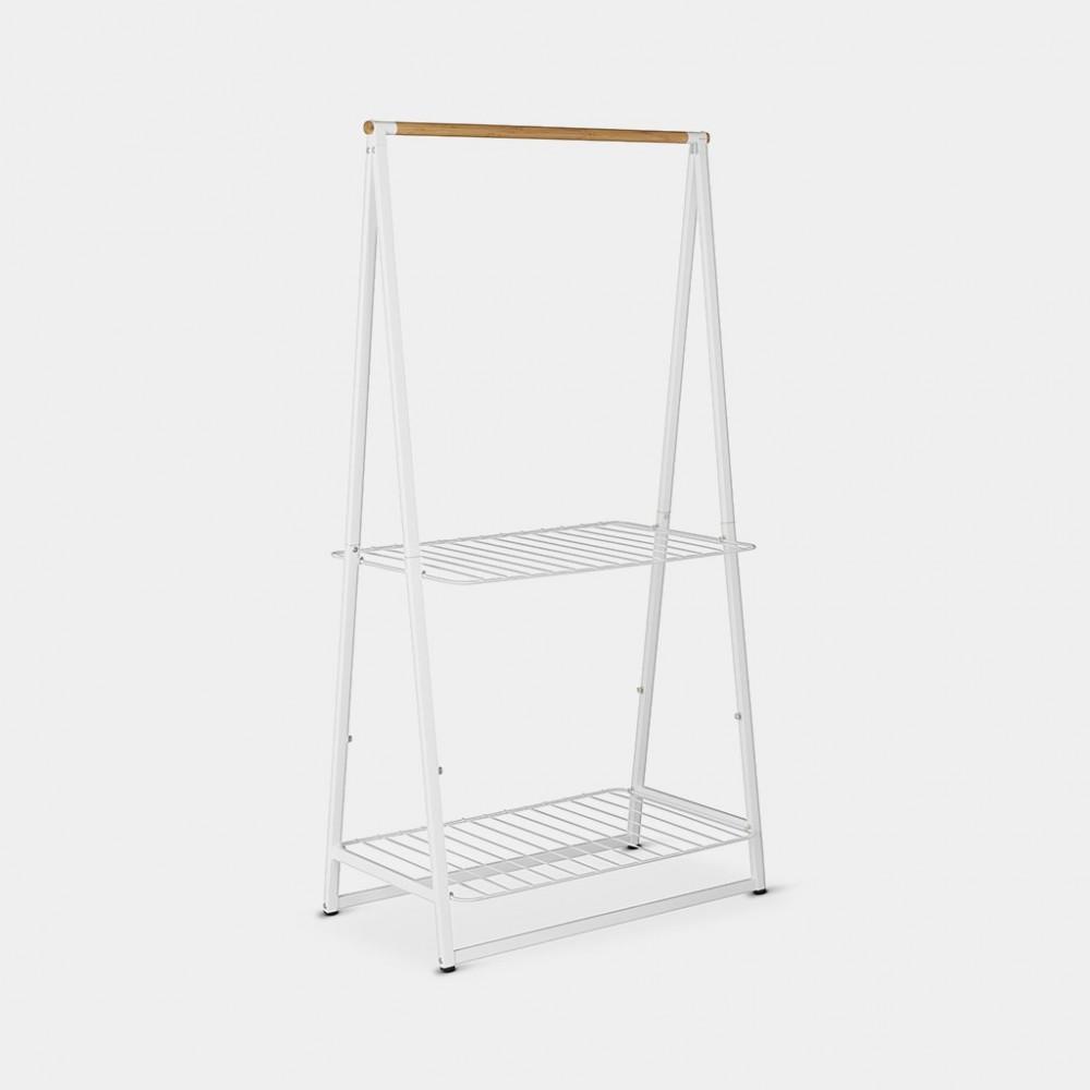 Clothing / Drying Rack Linn Large | White