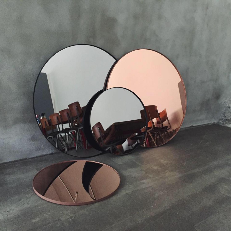 Circum Rose Mirror   Large