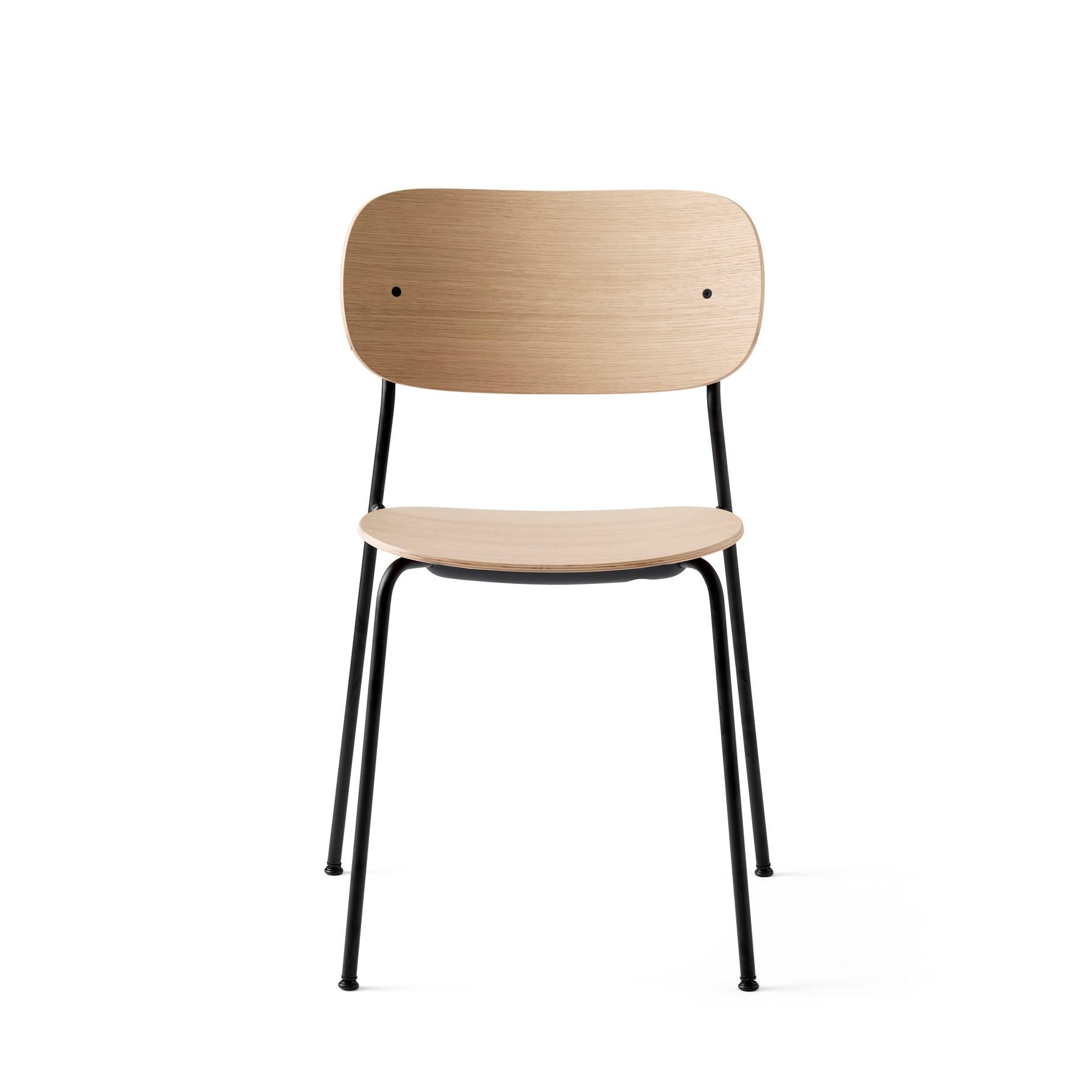 Dining Chair Co | Black & Oak