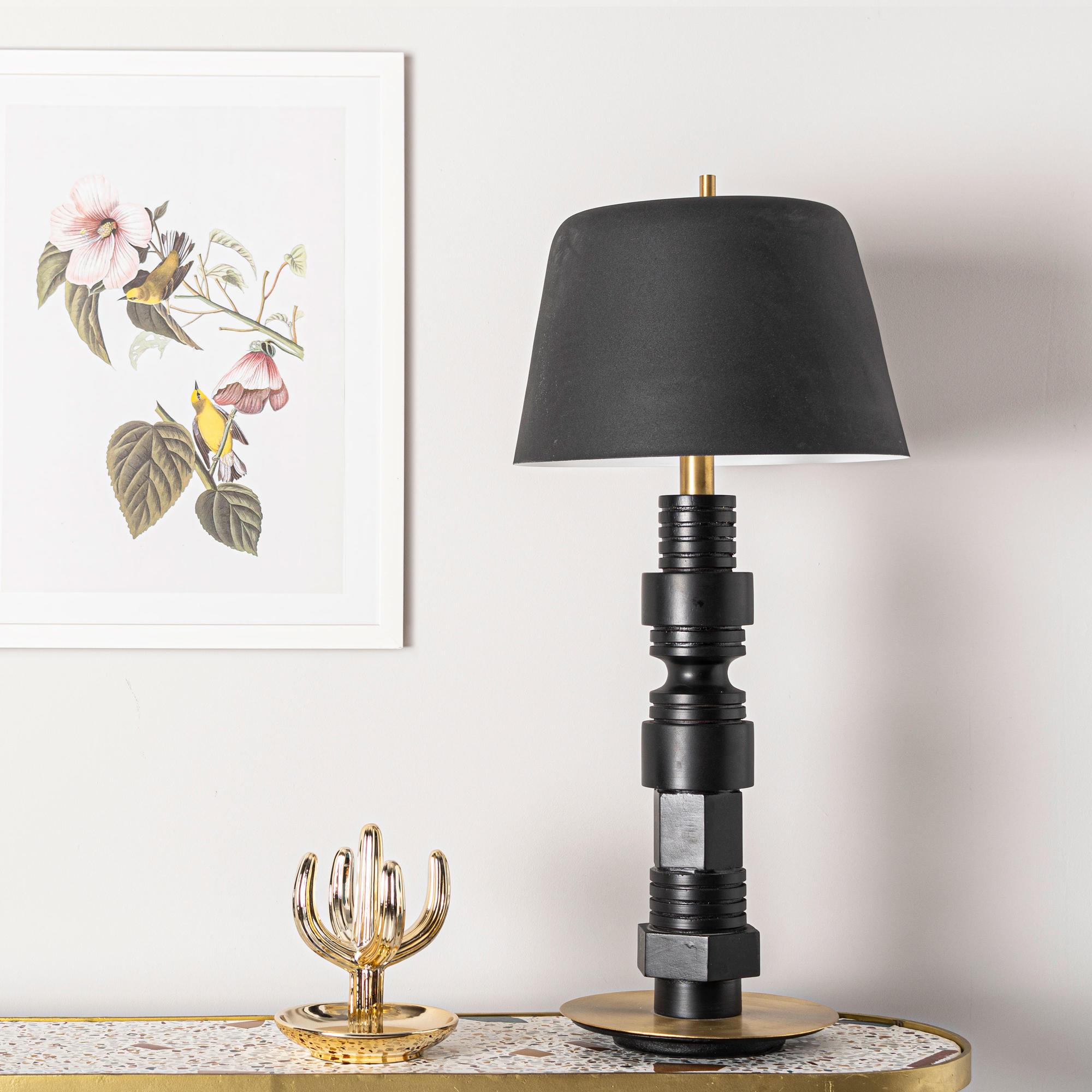 Table Lamp Khairat | Black