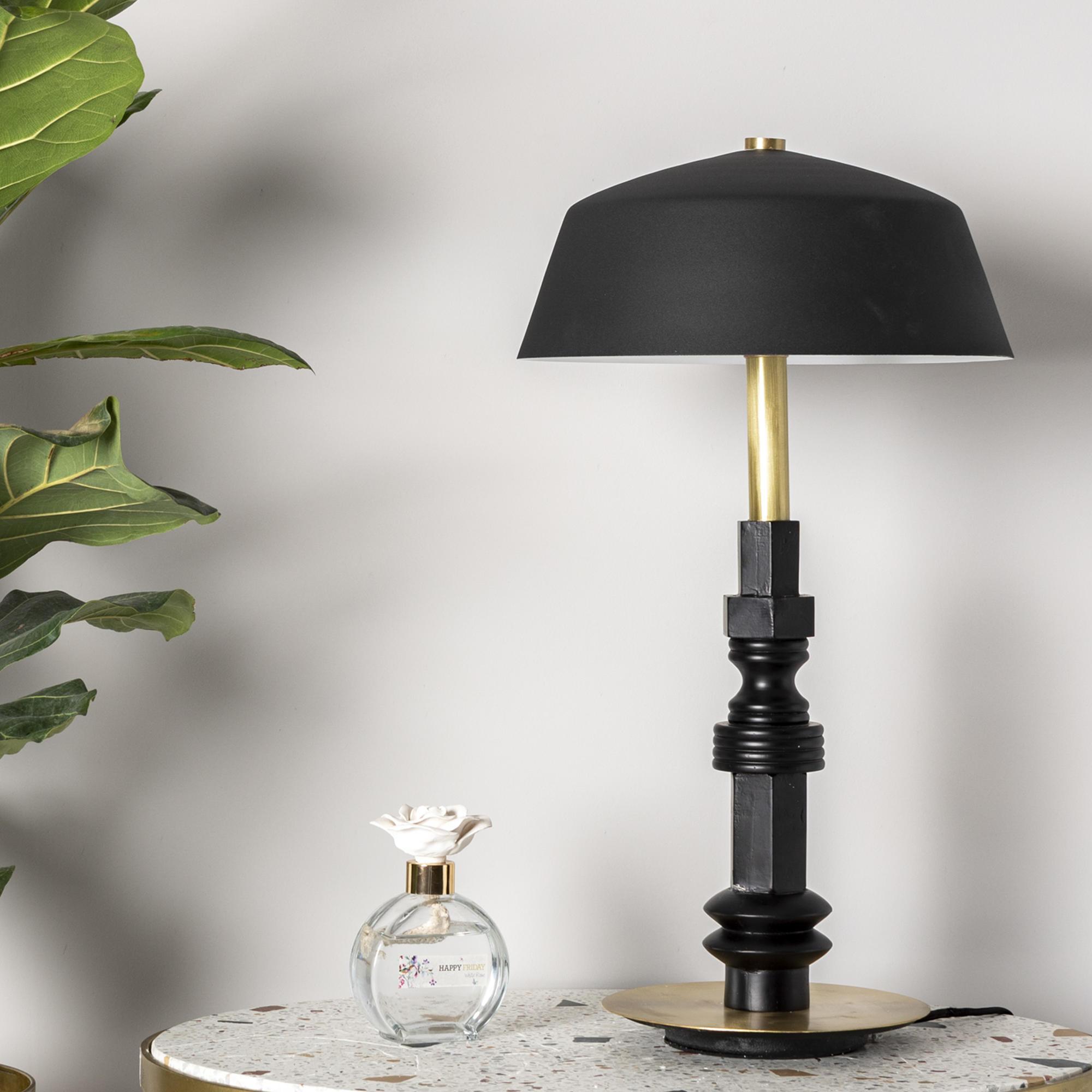 Table Lamp Khairat II | Black