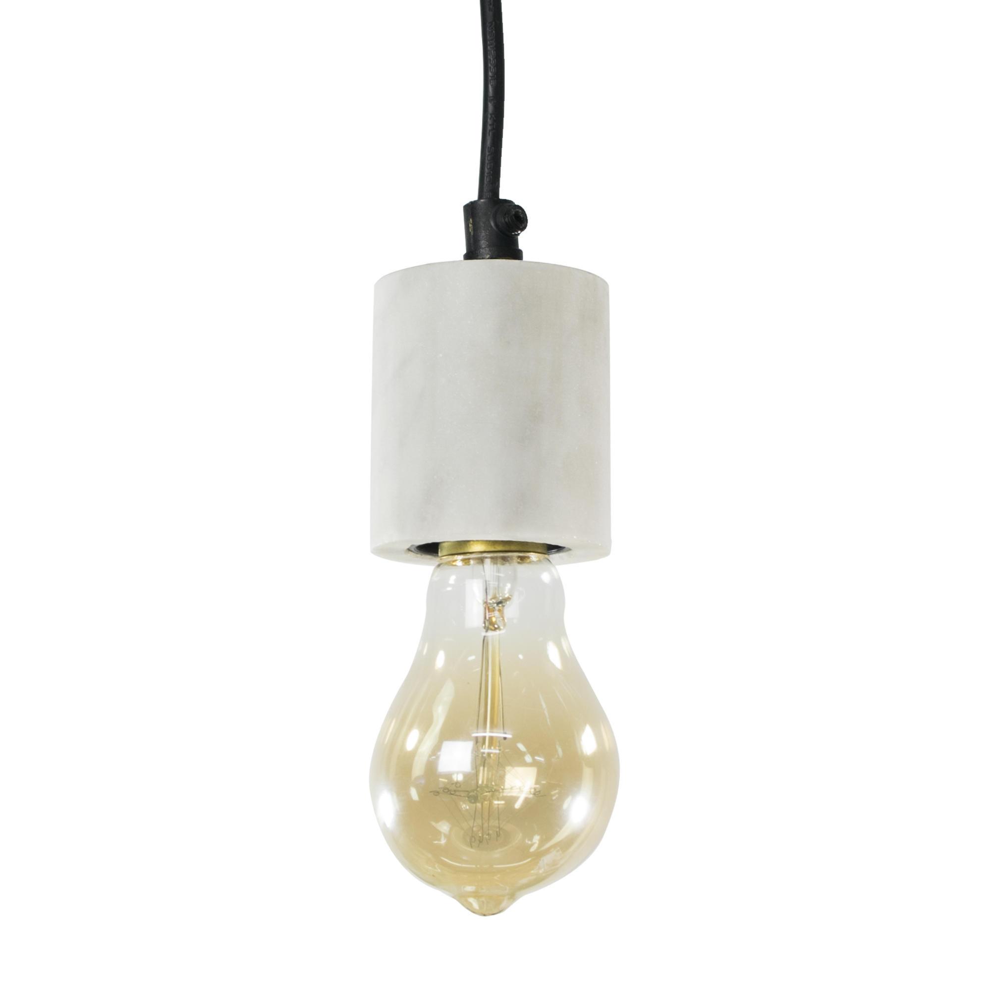 Hanging Lamp Pendant   White