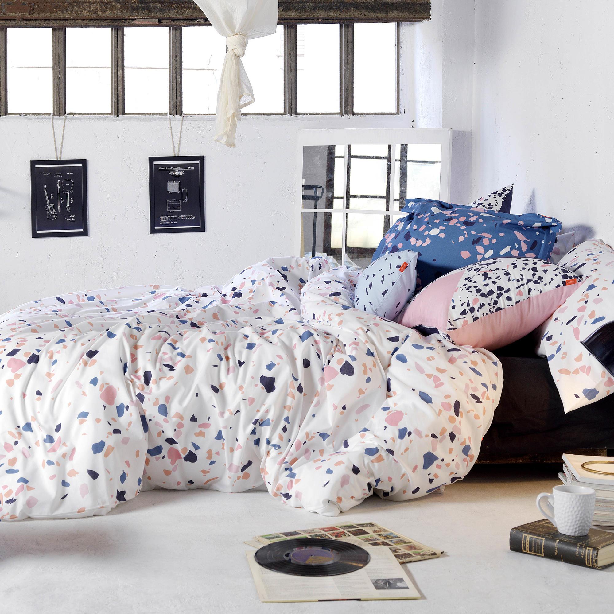 Bettüberzug | Terrazzo-140 x 200 cm