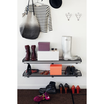 Shoe Shelf | Black