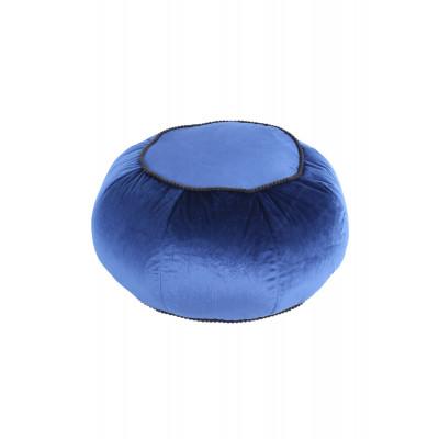 Pouf Cherie 533 | Blau