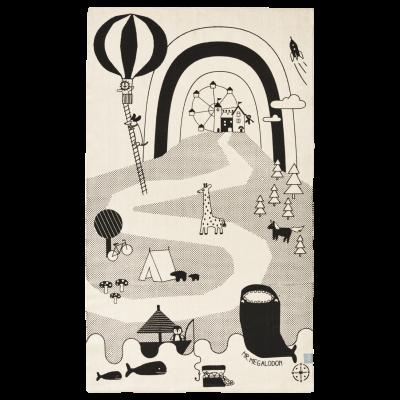 Teppich | Herr Megalodon Abenteuer