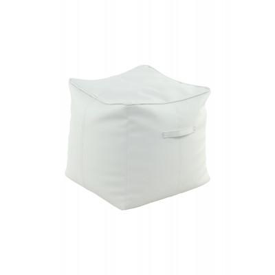 Pouf Travolta 1033 | Weiß