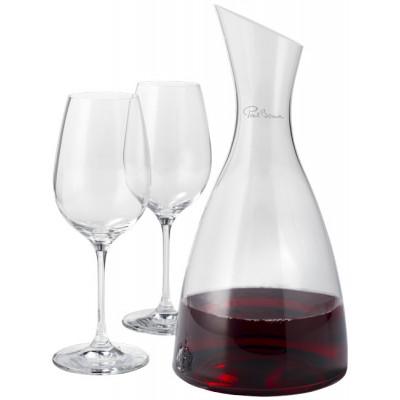 Weinbelüfter mit 2 Gläsern