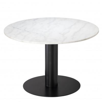 Esstisch Pepo Ø 110 cm | Weiß